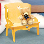 Doll Loveseat Plans - FREE SHIPPING