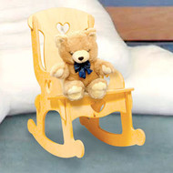 Doll Rocker Plans - FREE SHIPPING