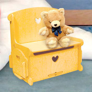 Doll Storage Bench - FREE SHIPPING