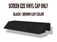 Black Cap 8' (10 pcs Min Order)