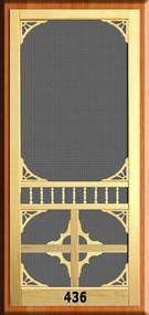 Victorian Screen Door #436