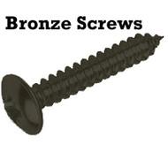 Screws Bronze (50 extra pcs)