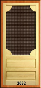 SCREEN DOOR #3632