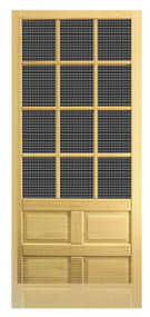 SCREEN DOOR #3640-T