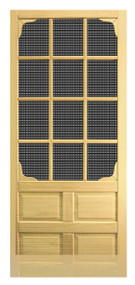 SCREEN DOOR #3641-T