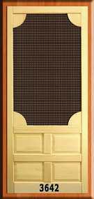 SCREEN DOOR #3642