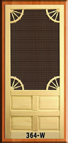 SCREEN DOOR #364-W