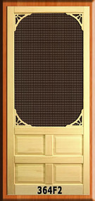 SCREEN DOOR #364F2