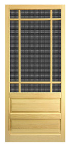 Craftsman Screen Doors #3630-H