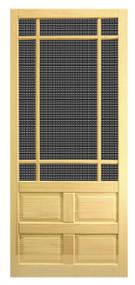 Craftsman Screen Doors #3640-H