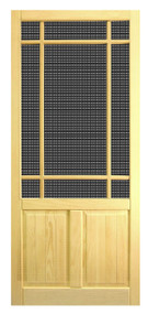 Craftsman Screen Doors #3670-H