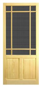 Craftsman Screen Doors #3670-H