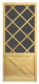 Craftsman Screen Doors #3660 Z