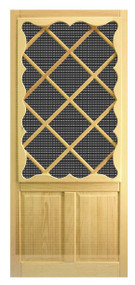 Craftsman Screen Doors #3670-Z-SS