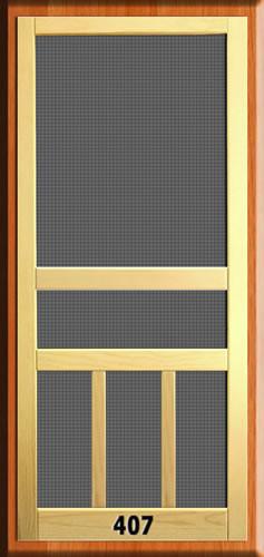 New england screen door 407 the original woodshop network for New screen door