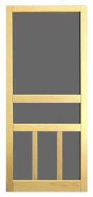 New England Screen Door #407