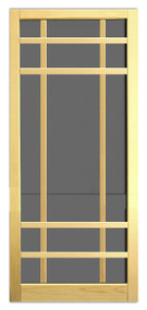 New England Screen Door #417