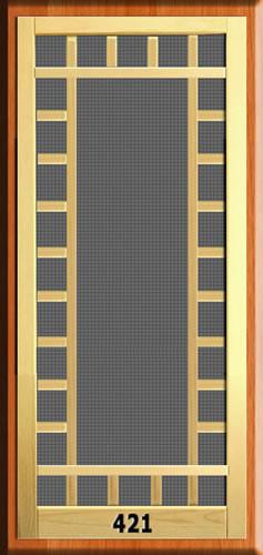 New england screen door 421 the original woodshop network for New screen door