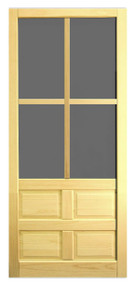 New England Screen Door #427