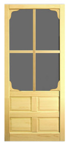 New England Screen Door #428