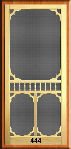 Victorian Screen Door 444 The Original Woodshop Network