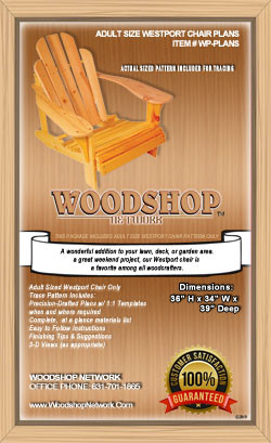 sc 1 st  Woodshop.net & Westport Chair-FREE SHIPPING - The Original Woodshop Network