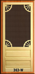 SCREEN DOOR #363-W
