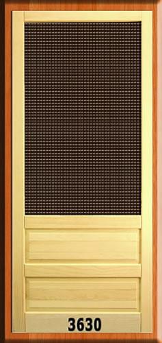 Screen Door 3630 The Original Woodshop Network
