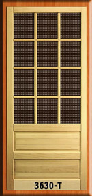 SCREEN DOOR #3630-T