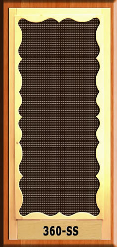 Craftsman Screen Doors 360 Ss The Original Woodshop Network