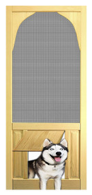 PET SAFE - SOLID WOOD SCREEN DOOR #D805