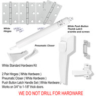 Screen Door Single Door Hdw Kit