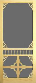 Victorian Screen Door #435