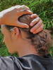 Guardian Dragon Ear Wrap - Silver