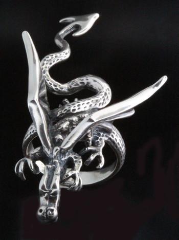 Dragon Sculpture Ring