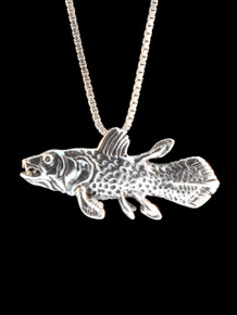 Coelacanth Charm