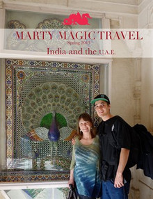Marty Magic Travel Magazine Spring 2013