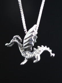 Dragon - Baby Dragon Charm