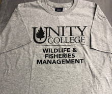 Wildlife & Fisheries Management T-shirt