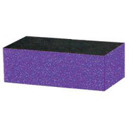 Premium Purple Sani-Block Buffer (Medium/Coarse)