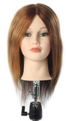 "4-Color 14"" Deluxe Mannequin Head: Tammy"
