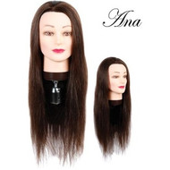 "Hairart 24"" Cosmetology Mannequin Head: Ana"
