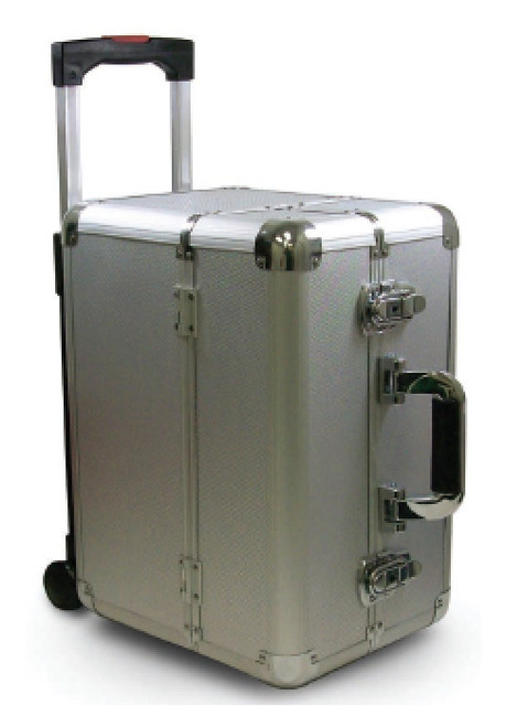 Hairart Medium Aluminum Case on Wheels 79148
