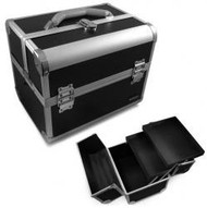 Hairart Black Aluminum Case