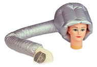 Hairart Soft Dryer Bonnet - Silver