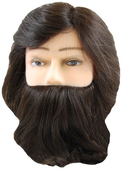 Bearded Male Mannequin: Abe