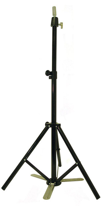 Economy Line Collapsible Metal Tripod w/ Foot Paddle