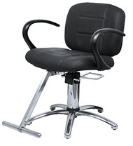 Keen Concord Styling Chair  T-Footrest