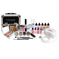 Hedlux Pro on the Go Airbrush Starter Kit