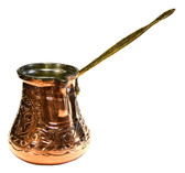Solid Copper Turkish Coffee Pot-large